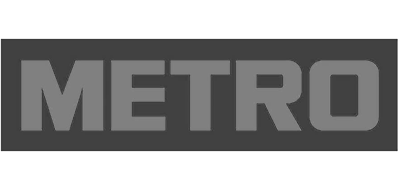 Logo du partenaire METRO
